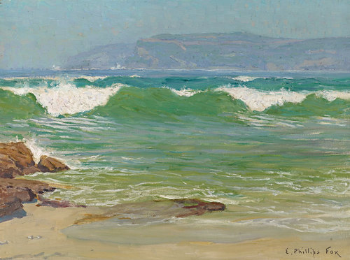 Green Wave, Manly c.1914 image
