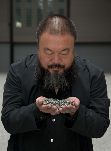 The Unilever Series:  Sunflower Seeds by Ai Weiwei image