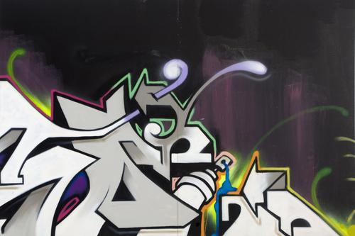 Artist: B.U.G.A.U.P. Title: Write of Reply, 2007 image