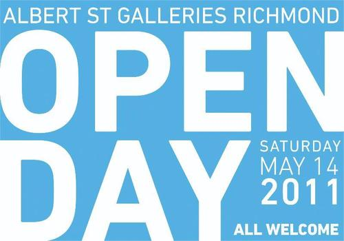 Albert Street Galleries Open Day image