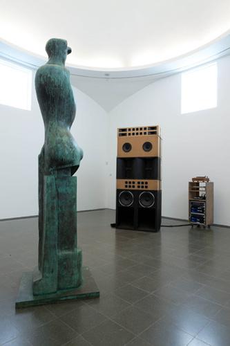 Installation view, Serpentine Gallery, London image