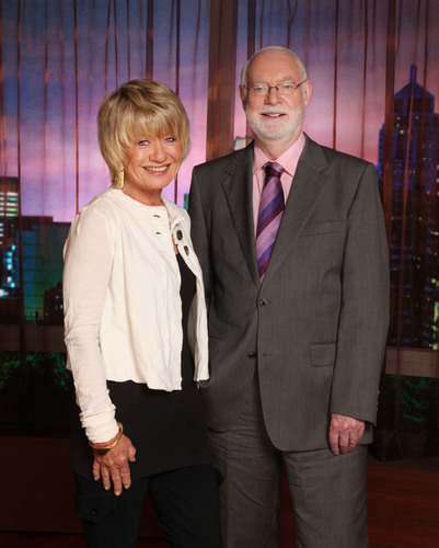 Margaret Pomeranz and David Stratton image