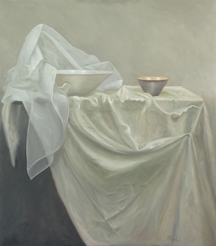 Still LIfe with Linen image