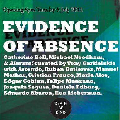 Evidence of Absence image