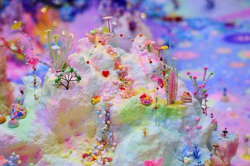 Sweet sweet galaxy (detail) image