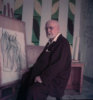 Matisse: Drawing Life image