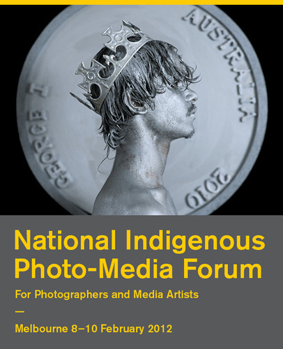 Save the Date - National Indigenous Photo-Media Forum image