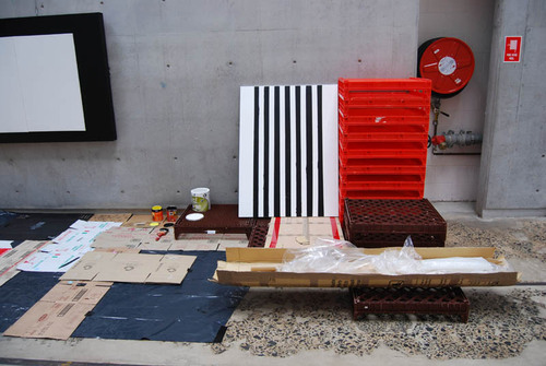Billy Gruner, Installation at Carriageworks, Sydney image