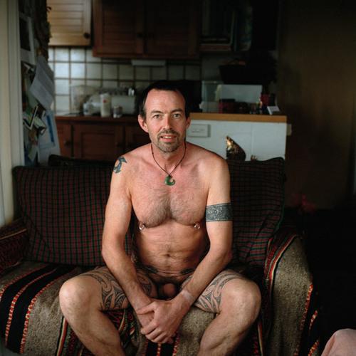 MARK BEEHRE (NZ): MEN UNDRESSED image