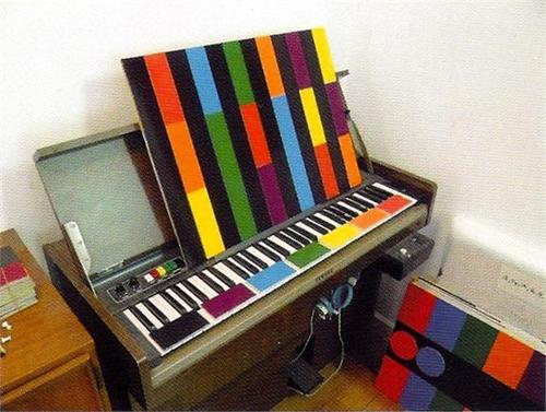 JOHN NIXON | EPW: Colour-Music image