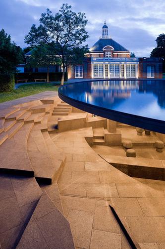 Serpentine Gallery Pavilion 2012: Designed by Herzog & de Meuron and Ai Weiwei image