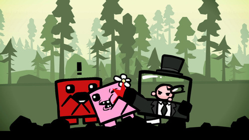 indie games game still supermeatboy image