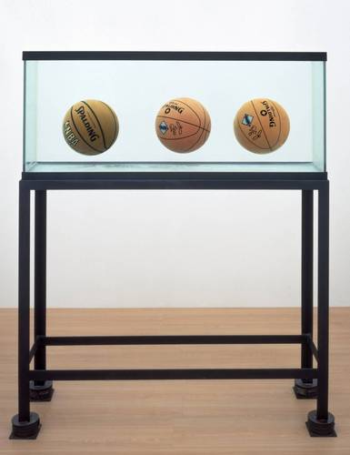 Three Ball Total Equilibrium Tank (Two Dr J Silver Series, Spalding NBA Tip-Off) image