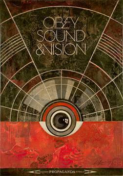 OBEY: SOUND & VISION image