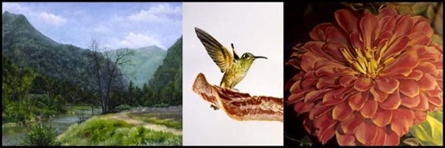 Works from Art Biologic 2007 and 2009 image