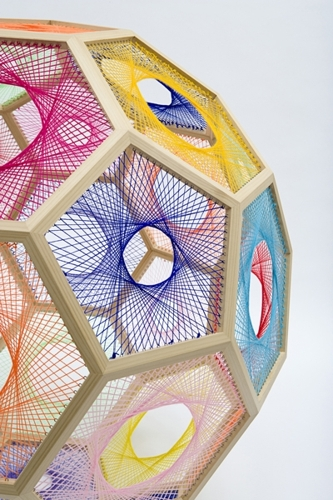 Sliding Ladder: Truncated Icosahedron #1 image