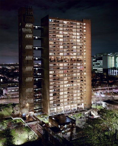 Balfron Tower (detail) image