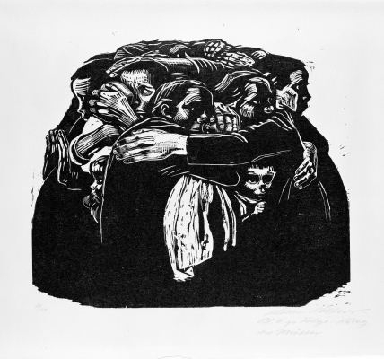 The Mother (Die Mütter), 1922–23 image