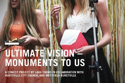ULTIMATE VISION - MONUMENTS TO US image