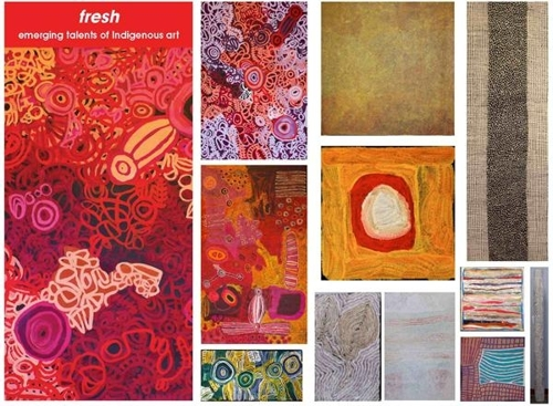 FRESH: Emerging talents of Indigenous Art image