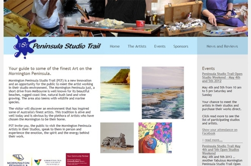 Recent works: Peninsula Studio Trail image