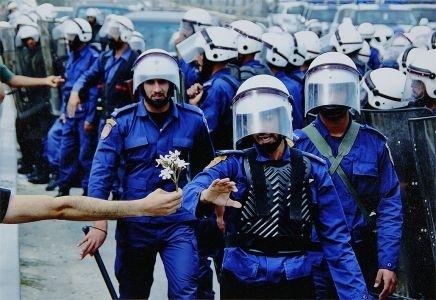 Flowers revolution image