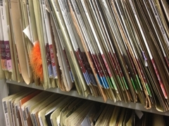 Artists' files in the MoMA Library   image