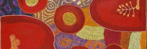 My Country, I Still Call Australia Home: Contemporary Art from Black Australia  image