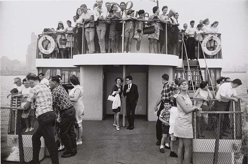 Staten Island Ferry, New York image