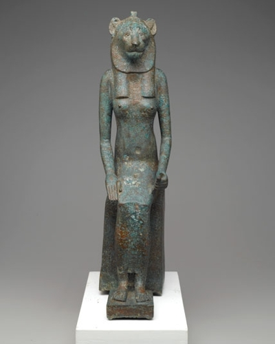 Seated Wadjet image