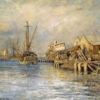 The old slip, Williamstown image