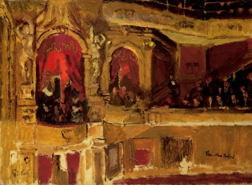 Music Hall: Sickert and the Three Graces image