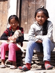 Lens on Nepal - celebrating the landscape, aiding the people: A Wilderness School project image