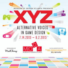 XYZ: Alternative Voices in Game Design image