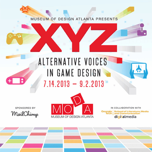 XYZ: Alternative Voices in Game Design image