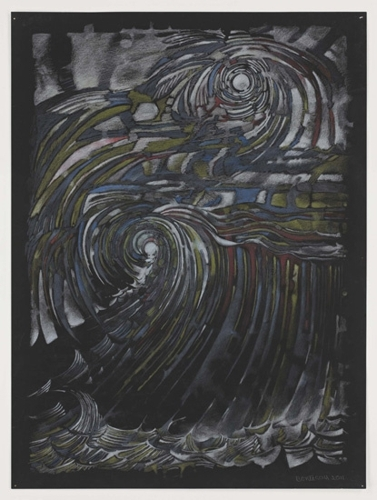 Lee Bontecou Works on Paper image