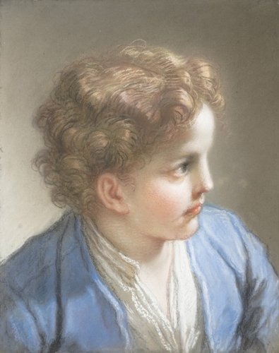 Eighteenth-Century Pastels image