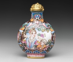 Small Delights Chinese Snuff Bottles image