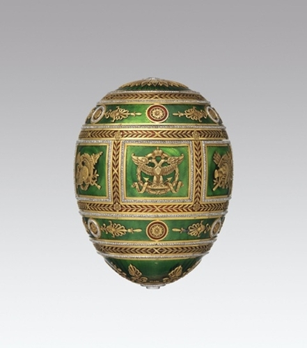 Fabergé from the Matilda Geddings Gray Foundation Collection image