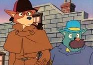 Sherlock Hound (U) image
