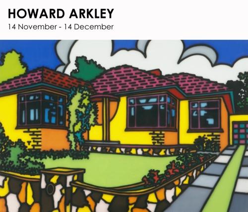 Howard Arkley image