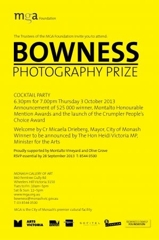 Cocktail Party Award announcement | Bowness Photography Prize image
