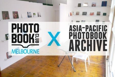 Photobook Club Melbourne | Special event | Asia-Pacific Photobook Archive image