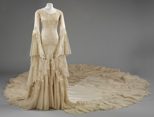 Wedding Dress 1775-2014 image