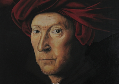 After, Jan Van Eyck image