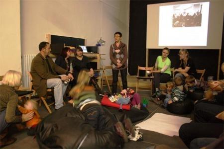 Open Public Meeting: Enemies Of Good Art image