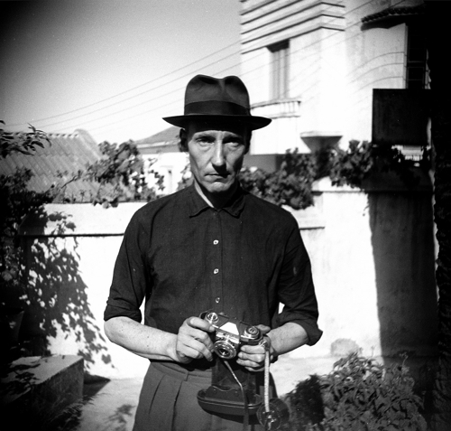 Taking Shots: The Photography of William S. Burroughs image