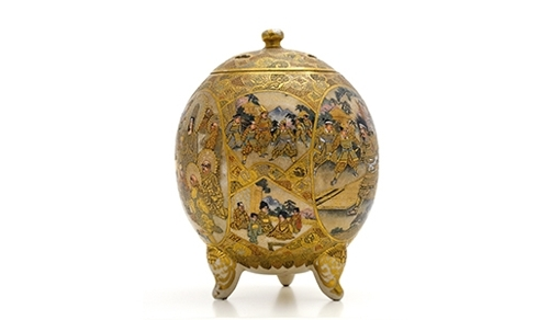 Oriental odyssey — decorative arts from the Far East image