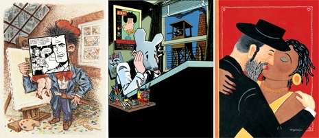 Art Spiegelman's Co-Mix: A Retrospective image