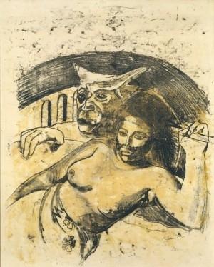 Gauguin: Metamorphoses image